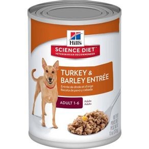 HILLS-SD-DOG-ADULT-TURKEY-Y-BARLEY-LATA-370GR