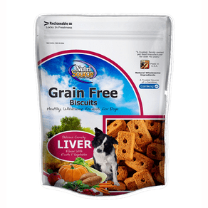 NUTRISOURCE-GRAIN-FREE-LIVER-BISCUIT-397GR