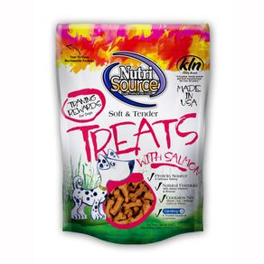 NUTRISOURCE-TREATS-WITHT-SALMON-170G