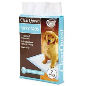 CLEAR-QUEST-PUPPY-PADS-7PK