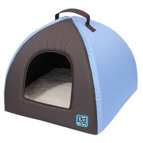 PET-SPA-CAMA-IGLOO-AZUL-40CM