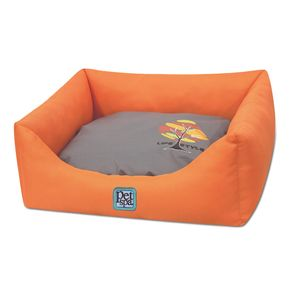 PET-SPA-CAMA-SIN-AGARRADER-ORANGE-55CM