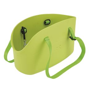 FERPLAST-WITH-ME-BAG-GREEN