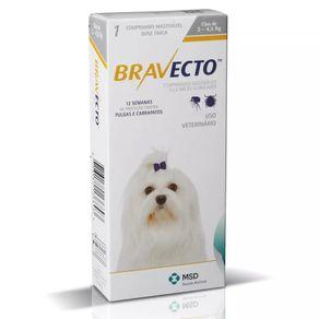 MSD-Bravecto