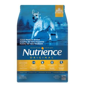 Nutrience-OriginalAdultMedBreed
