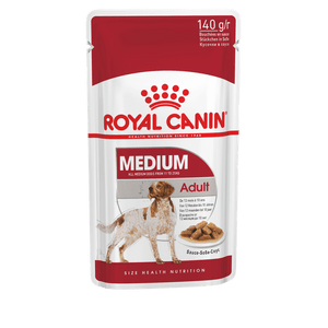 Royal-Canin-Pouch-Medium-Adulto-140gr