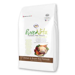 Pure-Vita-Chicken---Brown-Rice-Dog-5lb