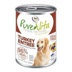 Pure-Vita-Turkey-entre-for-Dog-Latas