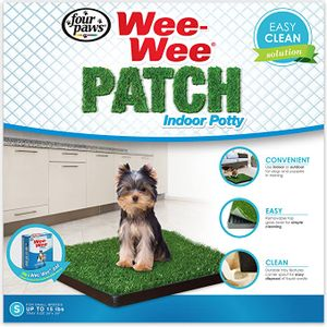 Four-Paws-Wee-Wee-Patch-Small-20X20