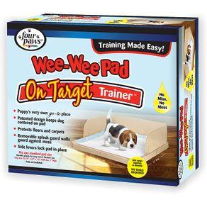 Wee-Wee-Pad-Trainer-Pad-On-Target