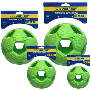 Pet-Sport-4-Turbo-Kick-Soccer-Ball-Pelota-De-Futbol-