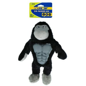Pet-Sport-Six-Packers-Ape-Peluche-Gorila
