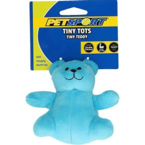Pet-Sport-Tiny-Tots-Tiny-Teddy-Asst-Plush-Peluche