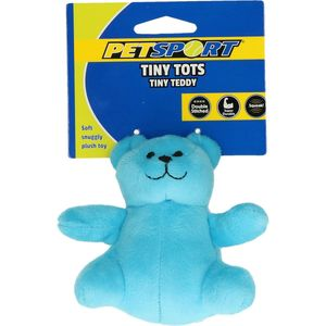 Pet-Sport-Tiny-Tots-Tiny-Teddy-Asst-Plush-Peluche