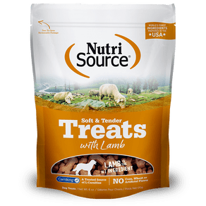 Nutrisource-Soft---Tender-Lamb-Dog-Treats-170Gr