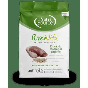 Pure-Vita-Duck---Oatmeal-Dog-5lb