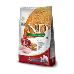 Comida-Perro-N-D-Adult-Low-Grain-Maxi-Pollo-y-Granada-101-Kg