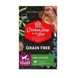 Comida-para-Perro-Adulto-Chicken-Soup-Grain-Free-Cordero-25-lb