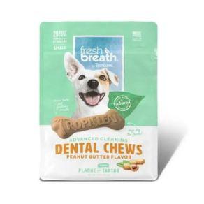 Snack-dental-sabor-a-mani-Tropiclean-Small