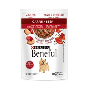 Comida-Seca-Perro-Purina-Beneful-Adult-Mini-Carne-100-Gr